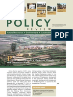 Policy Review Q4 2011 - Environment, Natural Resources, and Sustainable Development in Vietnam