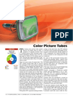 003 Color Picture Tubes