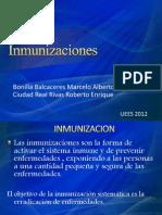 Seminario I - Inmunizaciones