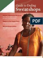 Ending Sweatshops
