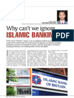 Why Can't We Ignore Islamic Banking?