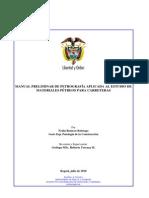 Manual de Petrografía