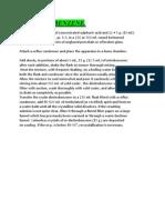Preparation of M-nitroaniline From Sodium Polysulfide,