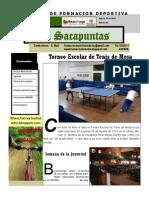 SACAPUNTAS 24 EDICION
