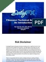 Beginner Fibonacci Tecnicals