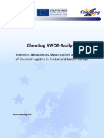 SWOT Analysis Chemical Industry