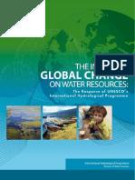 Impacto del Cambio Global sobre los Recursos Hidricos