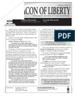The Beacon of Liberty, Vol. I, Issue 11