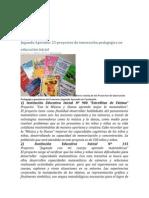 Proyecto de Innovacion Pedagogica1
