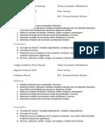 Temas de Examen 10° II prueba II periodo.