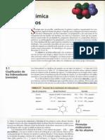 2cap 3 Estructura y Estereoquimica de Los Alcanos