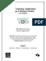 NTADBM Mobilocs Group 7 Project Report