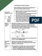 Nota Padat Fizik F5 Electronic