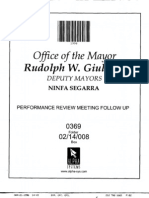 Box 02-14-008 Folder 0369 HRA Performance, Status Lawsuits, Managed Care, Foster Care)