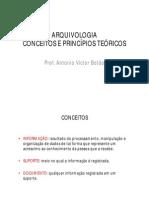 Conceitos Evp Antonio Vitor