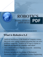My Robotics and Ai