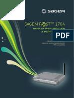 Sagemcom Fast 1704 ENG
