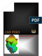 Cad Feko File Report