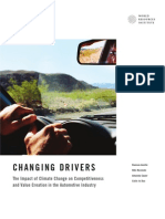Changing Drivers Full Report