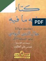"""""""Fihi Ma Fihi"""" Sheikh Jalaluddin Rumi"""