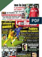 LE BUTEUR PDF du 13/08/2012