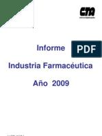 Informe Mercado Farmacutico 2009