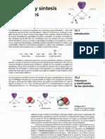 2cap 10 Estructura y Sintesis de Alcoholes