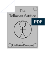 The Tellurian Artifice by Collette Bowyer
