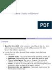 Lecture01 Micro Economics