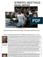 2012 Bilderberg Meetings Special Report