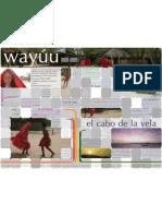 Cultura Wayuu. Infografia