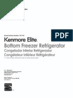 Kenmore Elite 795 7104