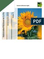 Booklet Ingles 2012