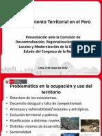 CAA- Presentacion Ministro Del Ambiente -Ley OT -08.05.12-SLL