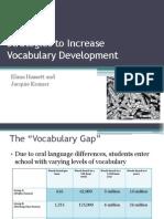 Vocab Presentation