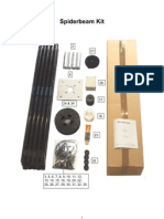 68813400 ANTENA Spider Beam Kit Portugues