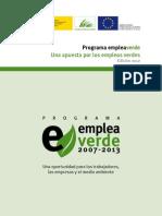 Emplea Verde 2012