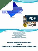 La Responsabilidad Tributaria-Presentacion Tesis