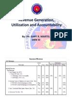 4 Martel Revenue Generation Utilization and Accountability