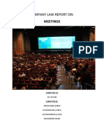 Statutory Meeting of Company (1)