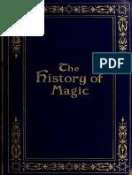 The History of Magic - eliphas levi, a. e. waite