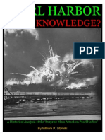 Pearl-Harbor Prior Knowledge