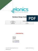 Elonics E4000 - Low Power CMOS Multi-Band Tunner - Hardware Design Guide