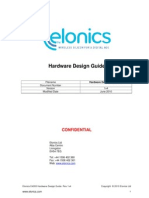 Elonics E4000 - Low Power CMOS Multi-Band Tunner - Hardware Design Guide