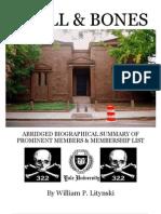Skull and Bones - Brochure
