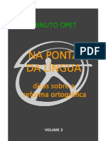 Portugues Nova Ortografia