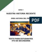 Historia reciente del Perú (80-90`)