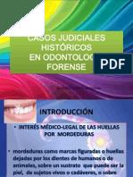 CASOS JUDICIALES HISTÓRICOS