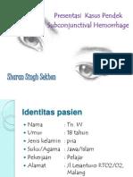 Subconjunctival Hemorrhage (KASPEN)