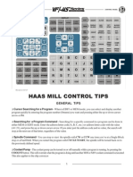 Mill Control Tips